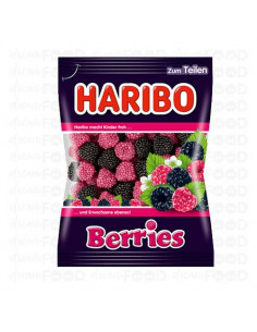 HariboBerries 100g