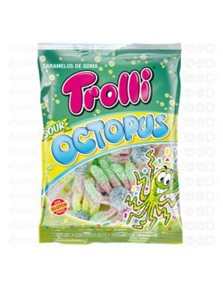 Sour Octopus 100g