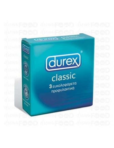 Durex Classic 3