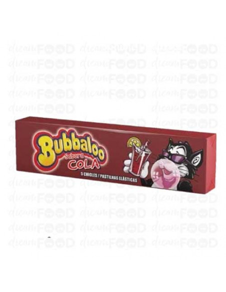 Bubbaloo Stick Cola