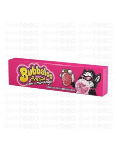 Bubbaloo Stick Fresa