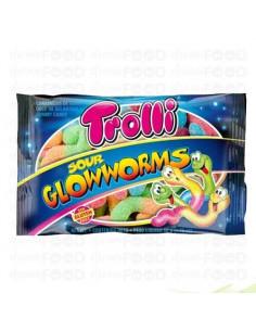 Sour GLOWWORMS 50g