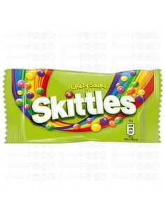 Skittles Crazy Sours 38g