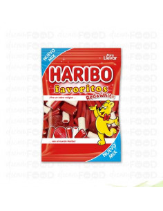 Favoritos Red White 90g