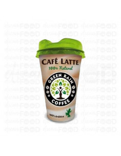 Café Latte Green Rain 23cl