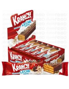 Kranch Chocolate con Leche 20g