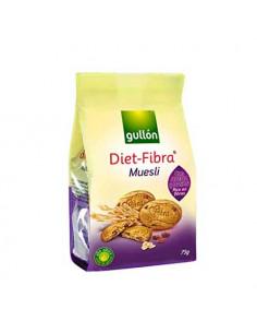 Diet Fibra Muesli Gullón 75g