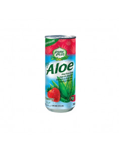 Pure Aloe con Fresa 240ml