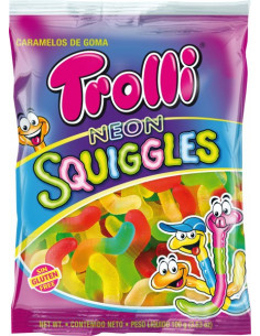 Neon Squiggles 100g...