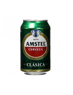 Cerveza AMSTEL Clásica 33cl