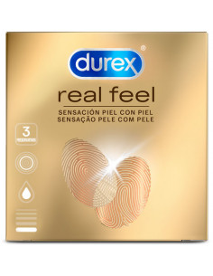 Durex Real Feel 3 uds