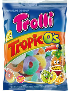 TropicO's 100g (12 Unidades)