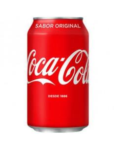 CocaCola Original ESP 33cl...