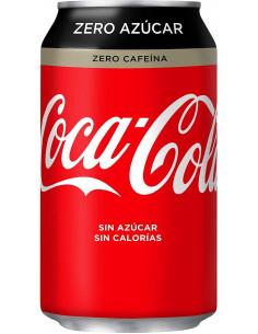 CocaCola Zero Zero 33cl