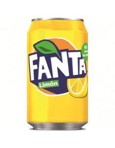 Fanta Limón 33cl