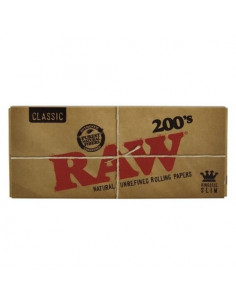 Block RAW Slim King Size 200