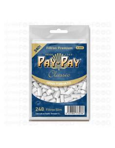 Filtros Pay-Pay de 6mm 240