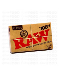 Papel RAW 300's block
