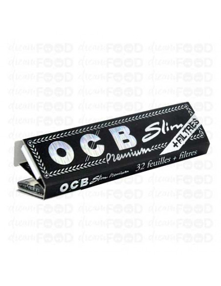 OCB Premium Slim + Tips