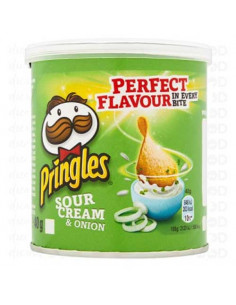 Pringles Sour Cream & Onion...