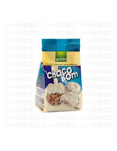 Chocobom blanco 100g