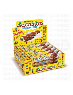 Lacasitos Chocolate 21g