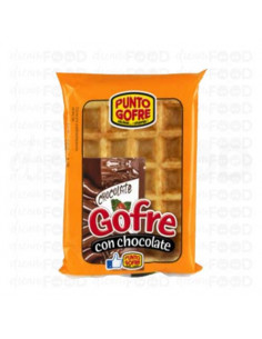 Punto Gofre Chocolate 135g