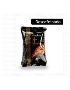 Café descafeinado liofilizado