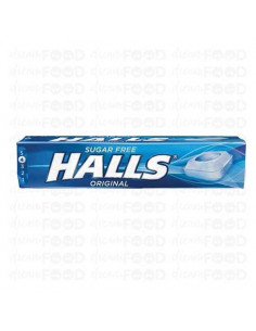 Halls Original Menta