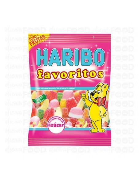 Favoritos Azúcar 100g